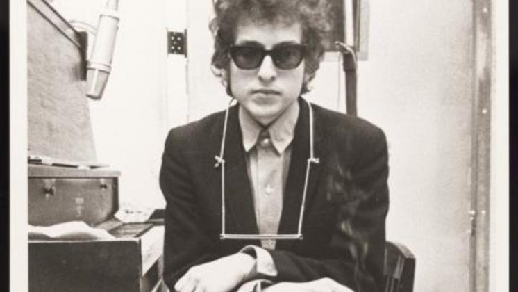 Foto: Página oficial de Bob Dylan