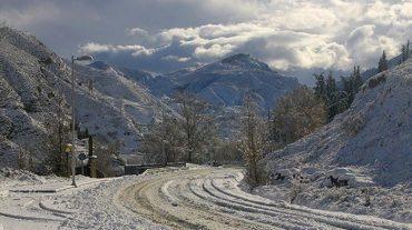 Monachil es el destino para esquiar que más contenido online genera en España