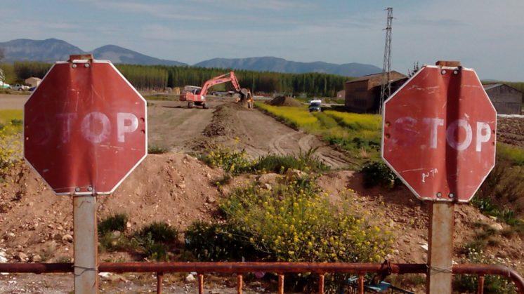 La inversión para estas obras será de 150.000 euros. Foto: Noelia S. Lorca
