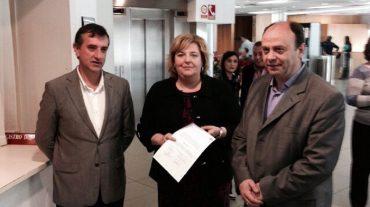 Piden un pleno extraordinario de Diputación para crear una comisión de investigación sobre la contratación de obras y servicios