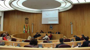 Aprobado el acuerdo por el que lostrabajadores de Diputaciónrecuperan los derechos suspendidospor la crisis