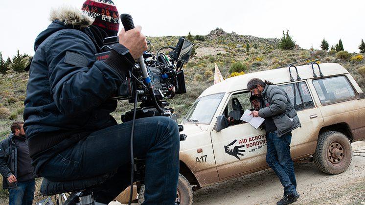 La película se ha rodado en parte de la provincia de Granada. Foto: Fernando Marrero (Mediaproducción)