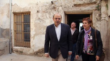 Diputación redactará el proyecto de remodelación integral de la casa de Frasquita Alba en Valderrubio