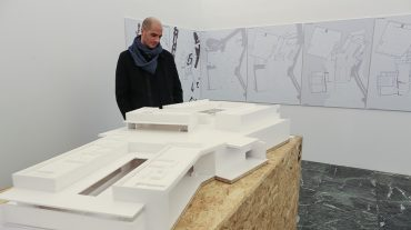 'Visiones de la Alhambra de Álvaro Siza' la visitan más de 46.000 personas