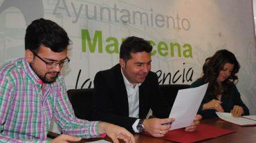 Maracena firma un convenio para facilitar elalojamiento a sus visitantes