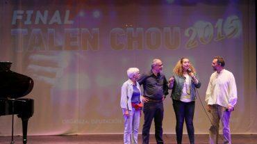 Jóvenes artistas refuerzan su capacidad creativa en el escenario del 'Talen Chou'