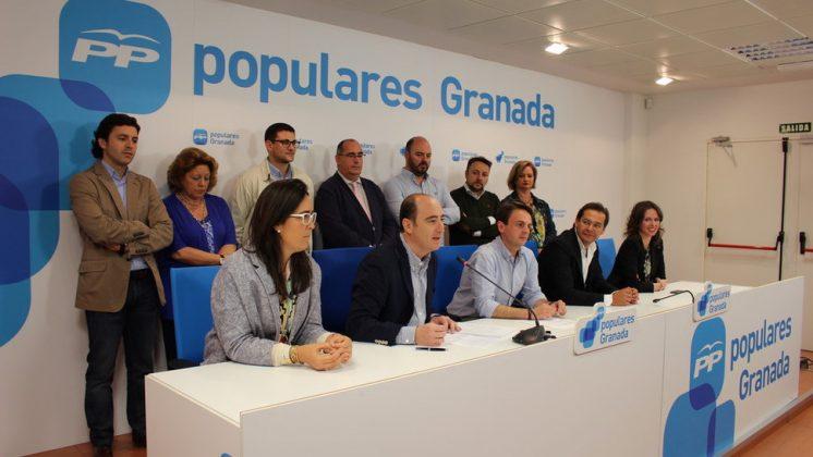 El portavoz de la campaña del PP, Juan García Montero, ha adelantado dos nuevas medidas que el partido incluirá en su programa recogidas de las propuestas ciudadanas en los perfiles del alcalde en las distintas redes sociales. Foto: aG