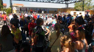 El Día de la Bicicleta de Ogíjares congrega a medio millar de ciclistas