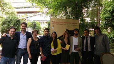 El Festival de Poesía de Granada acoge una lectura de poemas de los ganadores del 'Desencaja'