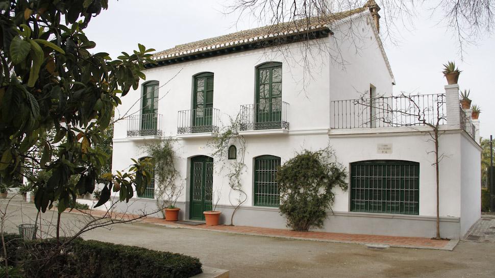 Casa museo federico garcia lorca o huerta de san vicente for Huerta de san vicente muebles
