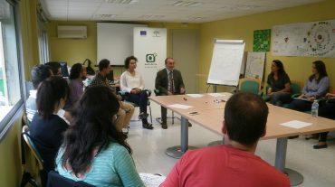 Albolote cuenta con el novedoso programa Lanzaderas de Empleo