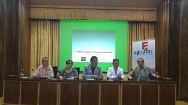 La Diputación acompaña a los afectados de fibromialgia y síndrome de fatiga crónica en su día mundial