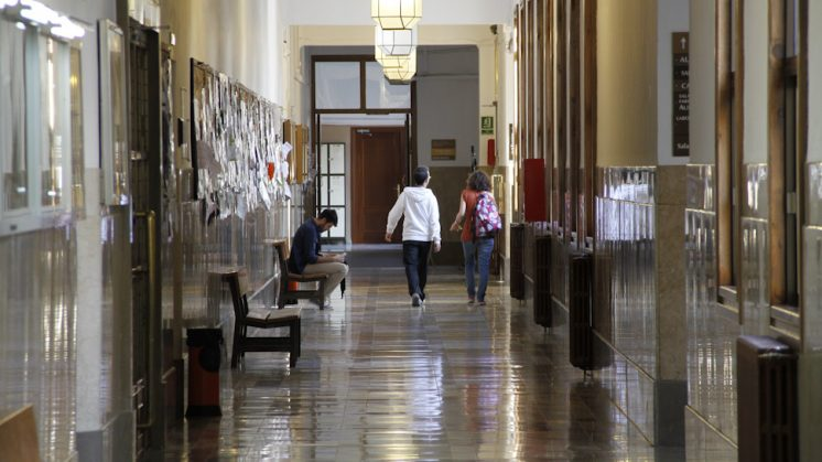 La Facultad de Medicina forma parte de los retos que tendrán que afrontar. Foto: Álex Cámara