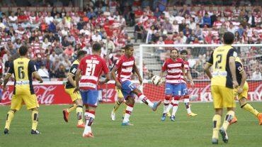 Jornada 38 de Primera Division en la que se enfrentan el Granada