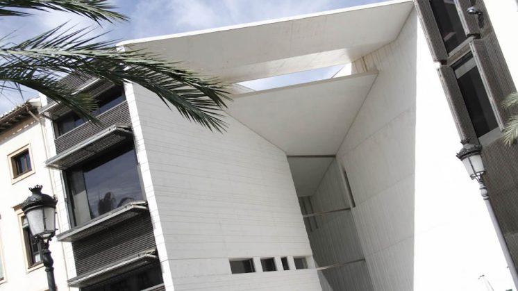 El Centro Federico García Lorca albergará en Granada el legado del poeta. Foto: Álex Cámara