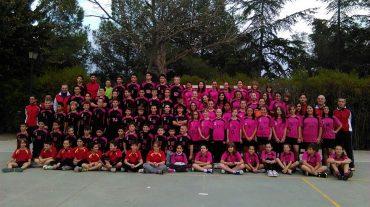 El Club de Balonmano 'Vega de Granada' se abre un hueco en la provincia en sólo dos años