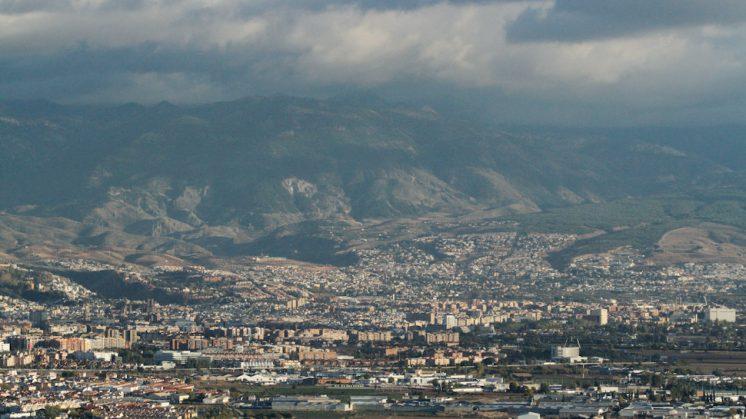 Foto del Área Metropolitana desde Los Tres Juanes. Foto: aG