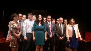 Todos los concejales electos de Montefrío votan a la socialista Remedios Gámez como nueva alcaldesa