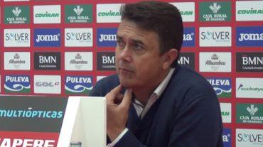 José Miguel Campos, nuevo entrenador del filial del Granada