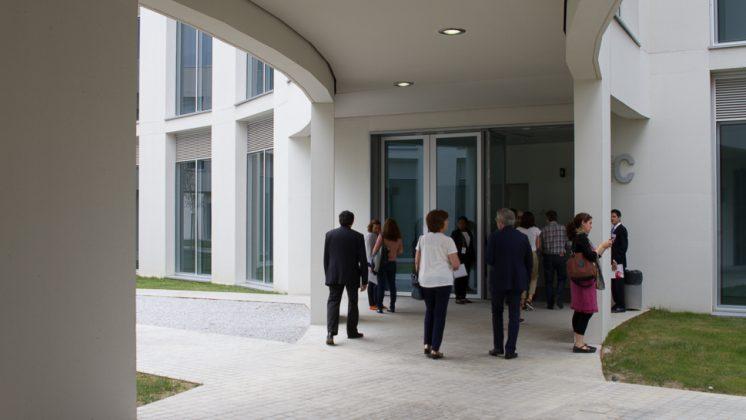Está previsto que la nueva Facultad de Medicina acoja a 1.500 estudiantes el curso que viene. Foto: Antonio Ropero.