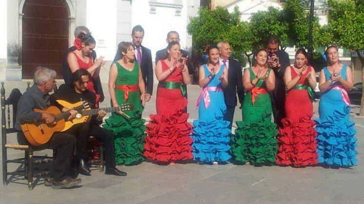 El colofón al aniversario llegará en septiembre con el Encuentro de Coros Rocieros. Foto: aG.