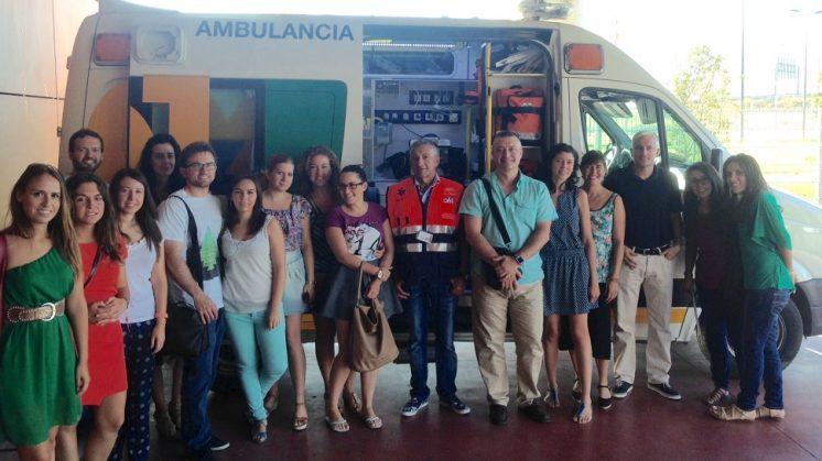 El 061 inicia el entrenamiento de 42 nuevos médicos residentes en la atención a emergencias sanitarias