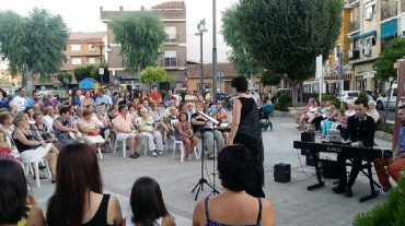 Excepcional acogida al concierto de zarzuela en Armilla con la recopilación degrandes temas de la lírica
