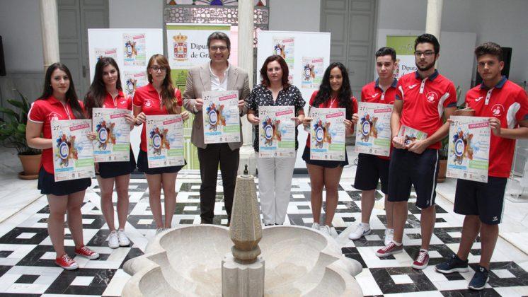 En el certamen participarán diez bandas procedentes de Granada, Jaén, Málaga, Huelva y Sevilla. Foto: aG