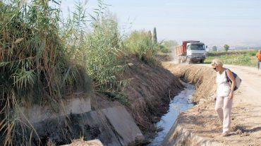 Albolote solicita a la Confederación la limpieza de los barrancos para evitar inundaciones en época de lluvia
