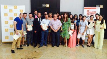 Cruz Roja Granada clausura otra edición de 'Aprender Trabajando'