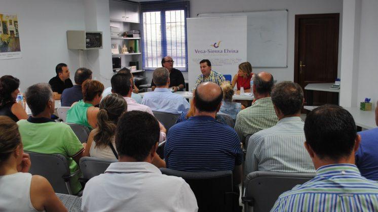 Noel López, reelegido presidente del Consorcio de la Vega Sierra Elvira