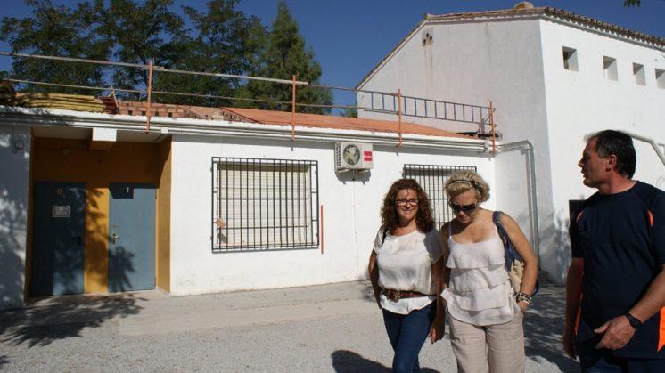 Albolote pone a punto sus centros escolares para el nuevo curso