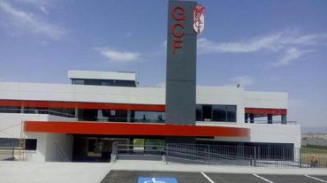 El Granada CF estrena su Ciudad Deportiva el próximo lunes