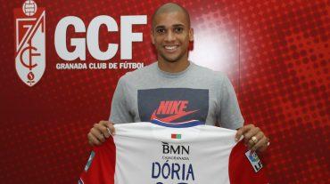 Doria, decidido por el Granada CF porque es parecido a su estilo de juego