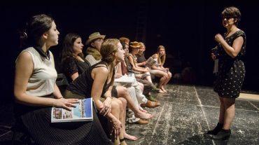 Semana de Puertas Abiertas en la Escuela de Teatro Remiendo