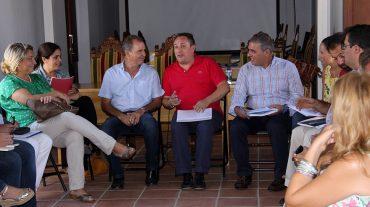 Diputación devuelve la voz a las comarcas en la planificación turística de Granada