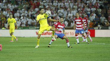Sequía goleadora del Villarreal en Los Cármenes