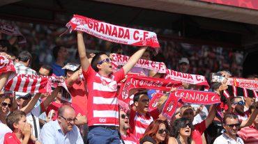 Las entradas para el Granada CF - Las Palmas, desde 20 euros