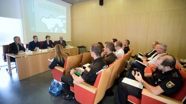 Granada celebra una conferencia sobreseguridad, prevención y autoprotección en caso de emergencia sísmica