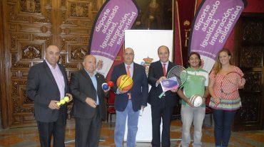 Los discapacitados de Granada tienen a su disposición 1.500 plazas para practicar deporte