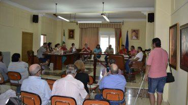 Somos Chauchina crea precedente en Granada y graba su primer Pleno Municipal