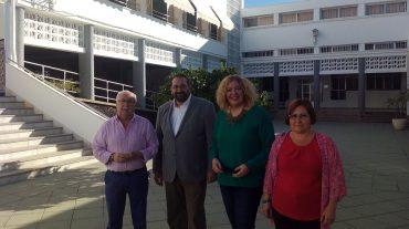 El delegado de Educación elogia la labor de las residencias escolares granadinas por favorecer la equidad