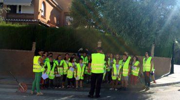 La Semana de la Movilidad de Ogíjares involucra a más de 150 escolares