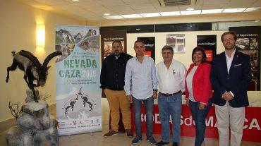 'Nevada Caza' reunirá este fin de semana en Armilla al sector cinegético granadino