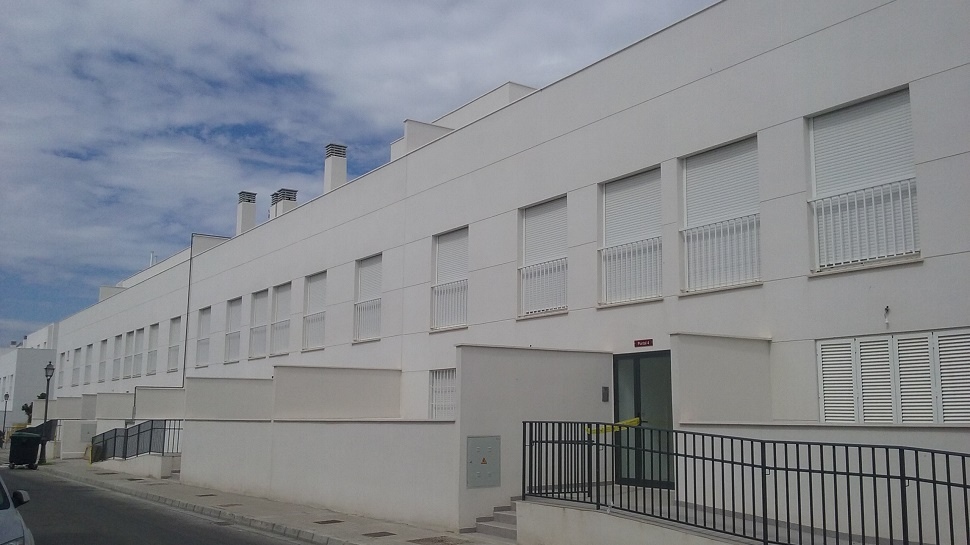 IU reclama a Visogsa el régimen de alquiler para la promoción de viviendas en Armilla