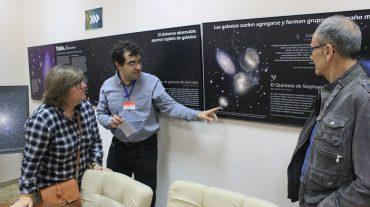 Diputación explora el turismo astronómico como atractivo complementario para enriquecer la oferta provincial