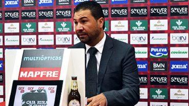 """Cordero asegura que no le dijo """"sinvergüenza"""" a Álvarez Izquierdo """"en ningún momento"""""""