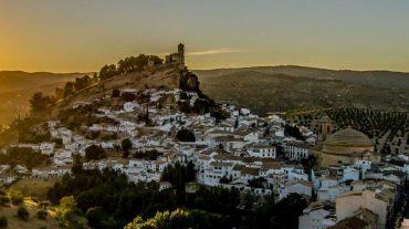 National Geographic elige Montefrío como uno de los diez pueblos con mejores vistas del mundo