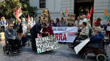 Ciudadanos urge a Ayuntamiento y Junta a dar una solución definitiva a Santa Adela y la Huerta del Rasillo