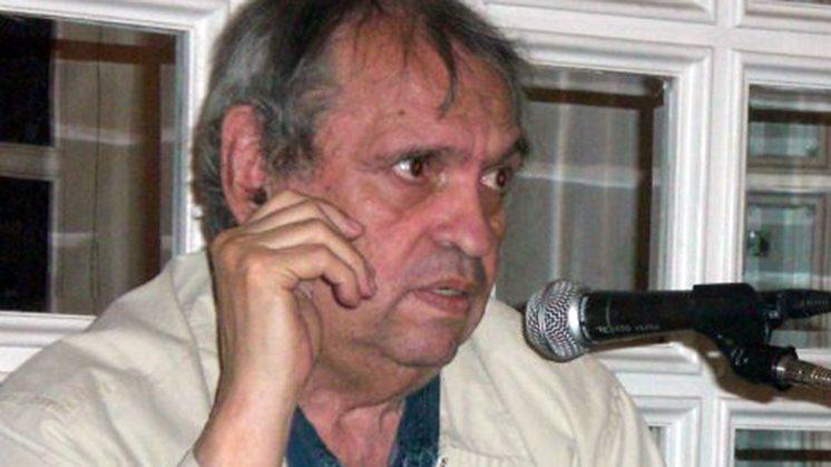 Rafael Cadenas, el autor venezolano que ha ganado el Premio Lorca. Foto: Facebook